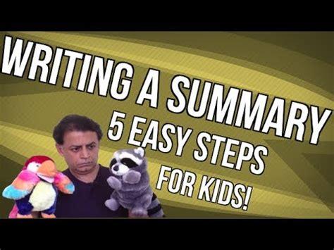 How to write a easy essay